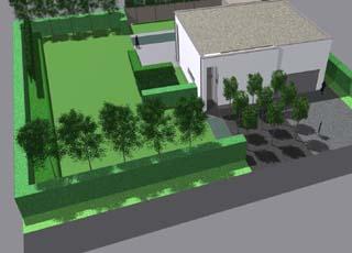 Moderne tuinprojecten hortulus tuinarchitectuur